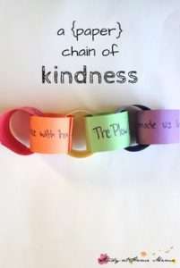 Paper Chain of Kindness